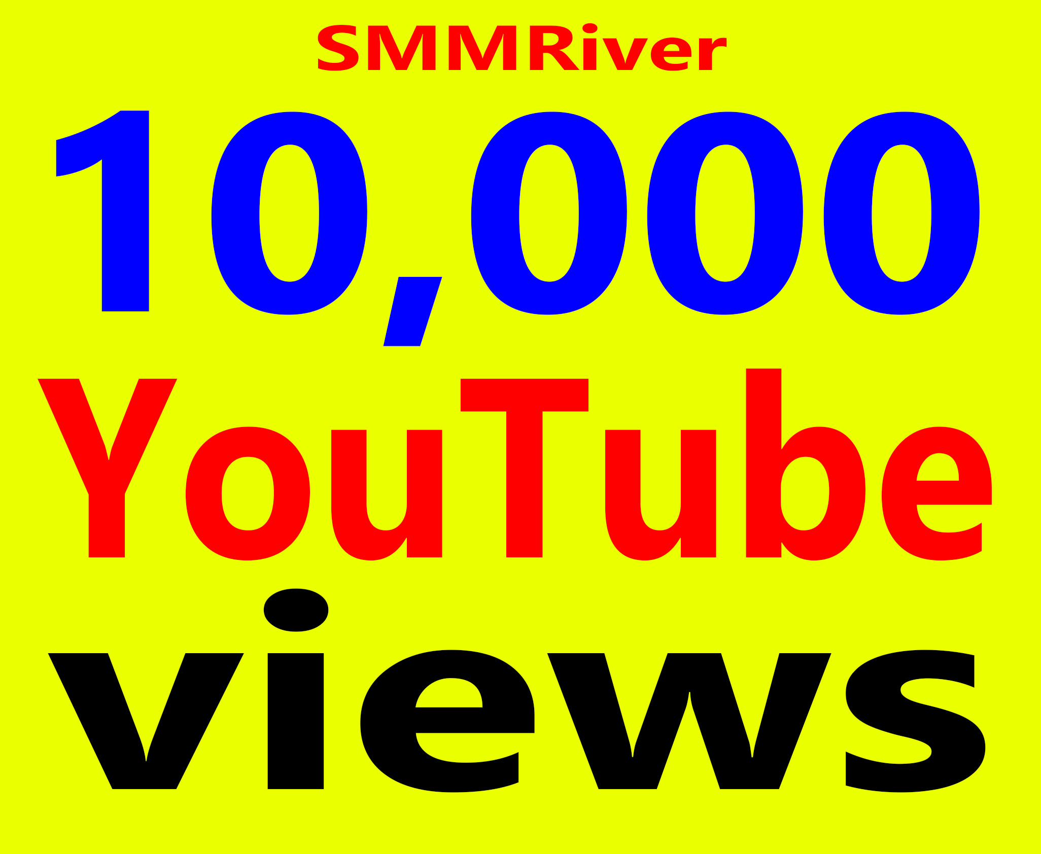 Fast 10,000+ Ad-sense Safe Vie ws High Retention & Non Drop