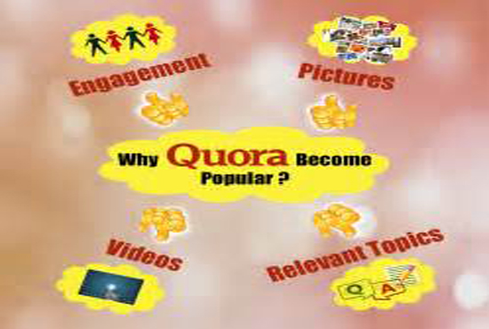 provide you 10 hi-quality quora backlink for your business,website increse