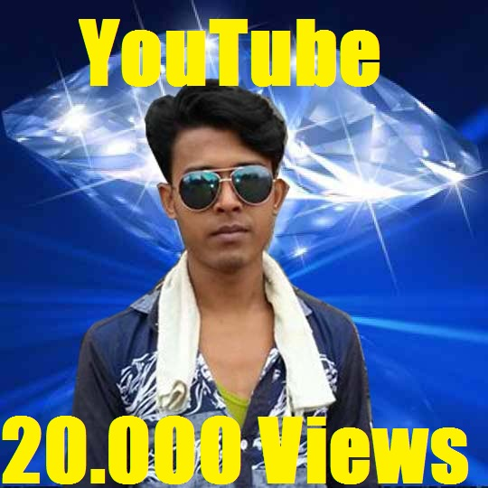 HQ Quality 20.000 YouTube Views Video Add Very Fast