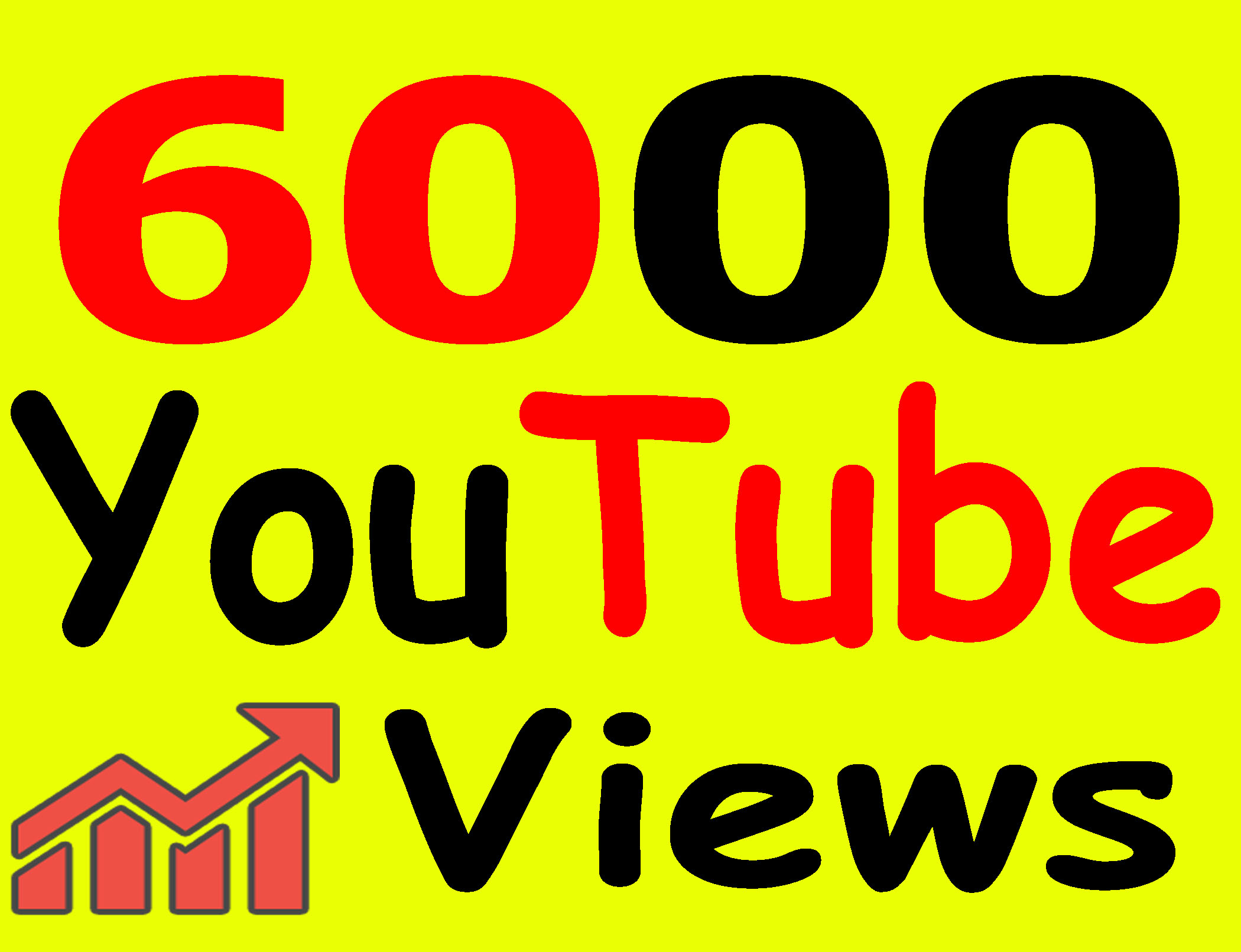 Give 6000+ Vi ews Full Retention Safe Lifetime Guarantee with bonus Li kes