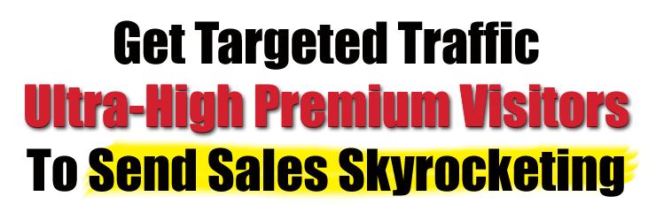 Guaranteed 2000+ Clicks And Guaranteed Sales