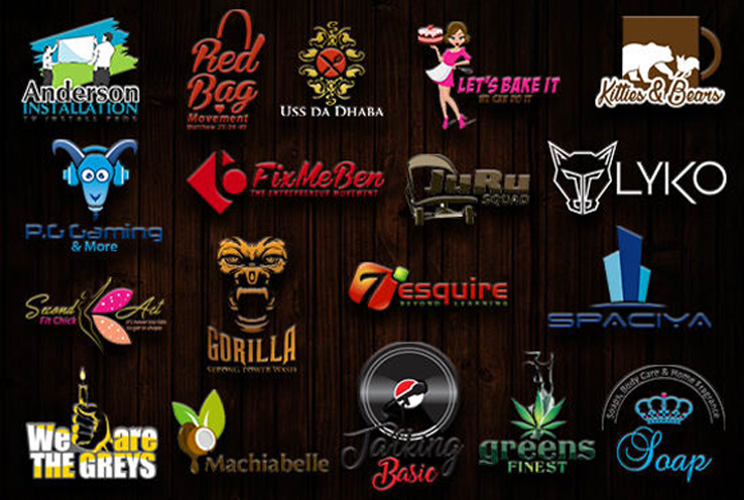 design PREMIUM Quality Logo with source file incl.