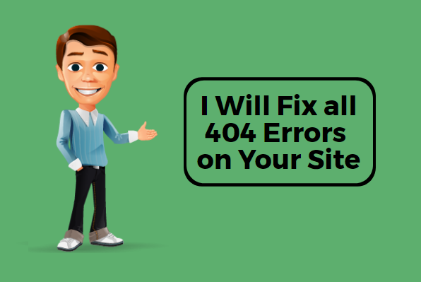 fix all 404 errors on your Wordpress Site