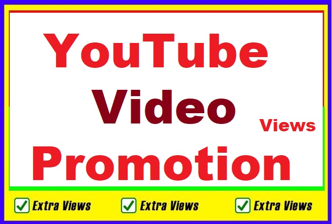 Organic Video Promotion Social Media Marketing Complete in 24 Hours