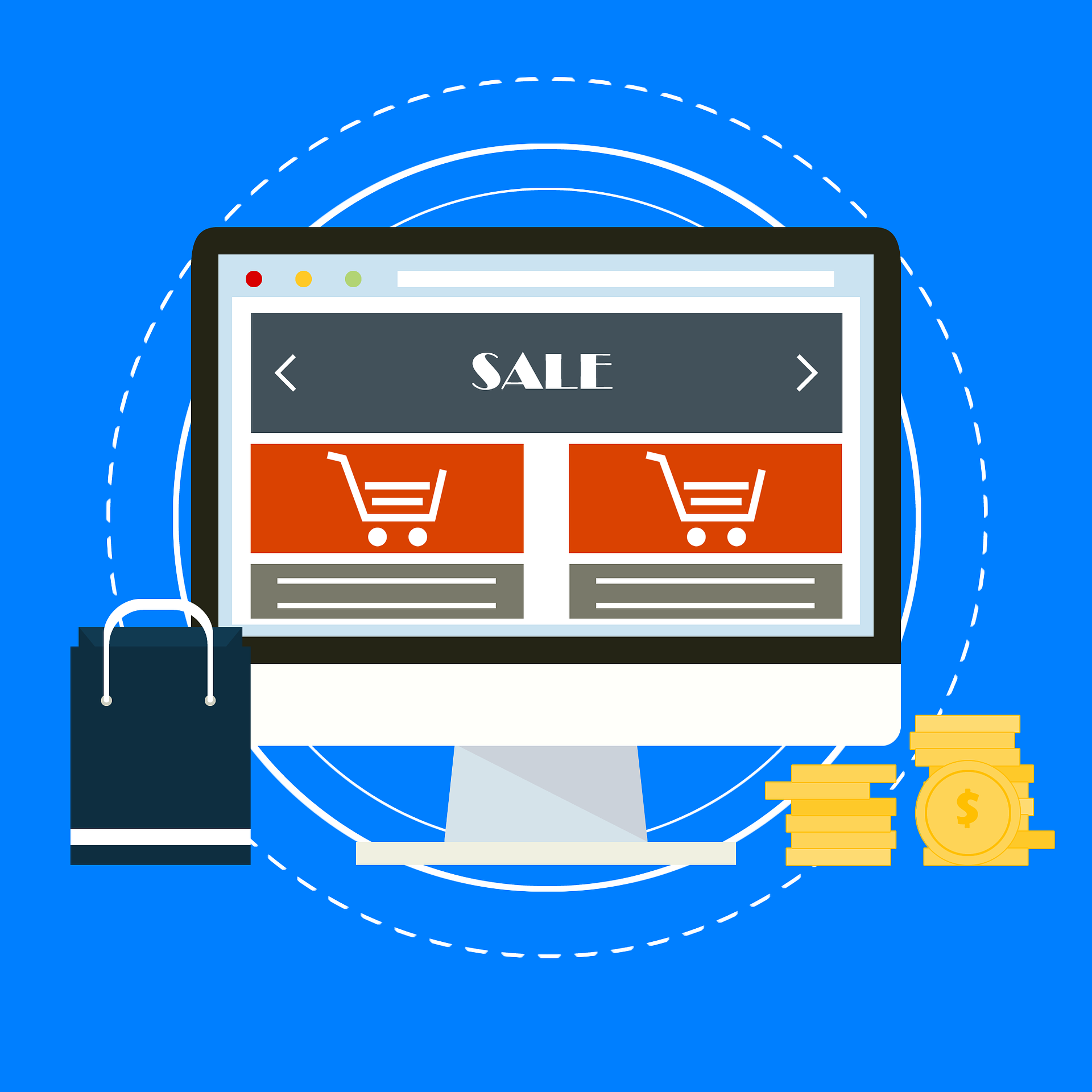 Magento installation and customization