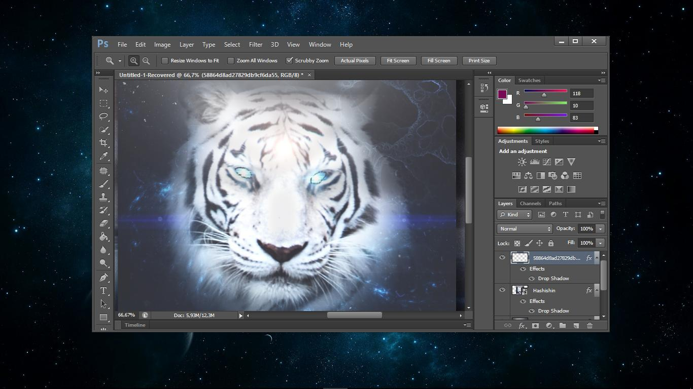 do any PHOTOSHOP editing for you in 24 hrs