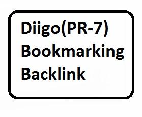 15 Diigo PR-7 Bookmarking Backlinks For Website Or Any Link