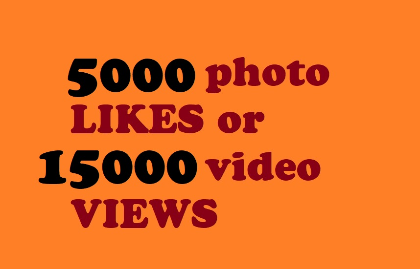 Instant start 4000 photo as or 10000 video scene prom...