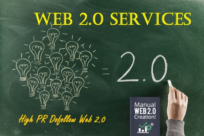 Web 2.0 Creation Service: 3 High PR Blogs with 1 Unique Article
