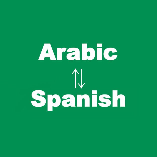 Translate 1000 words from Spanish to arabic or vice