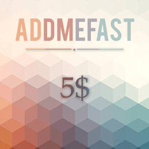 Unlimited Addmefast Points