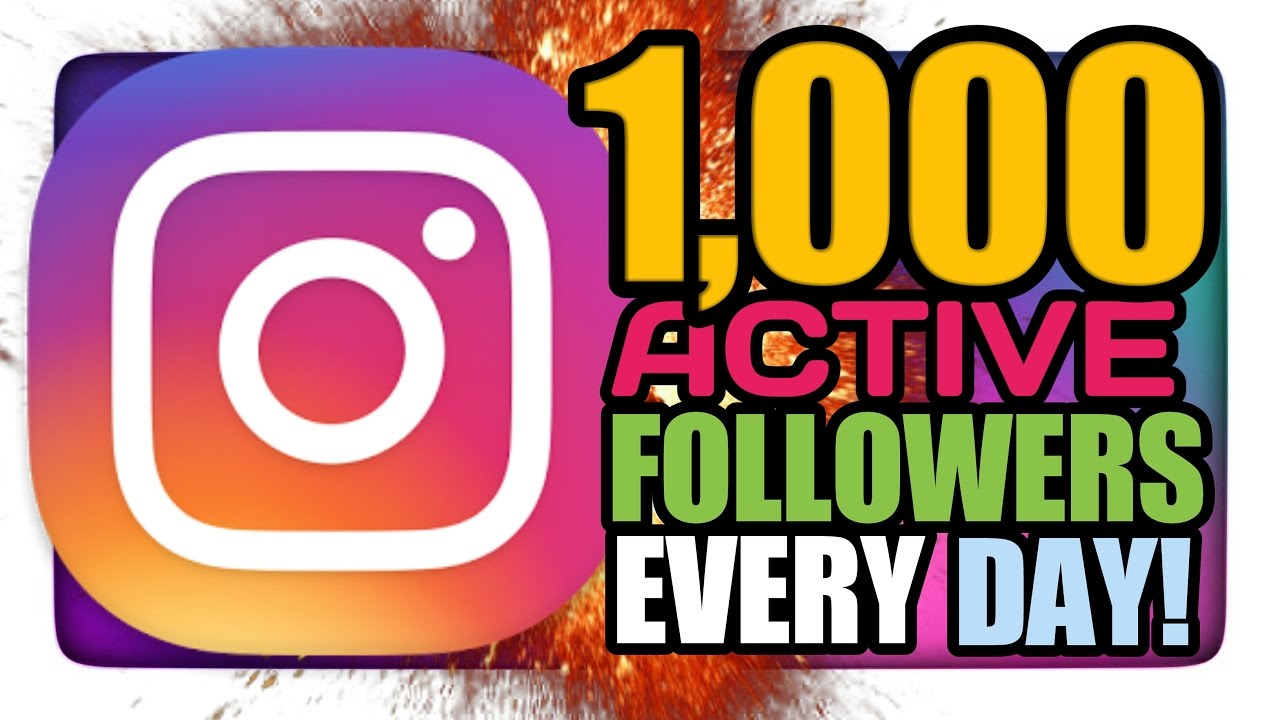 I will add 2000 real fast followers to your Insta account