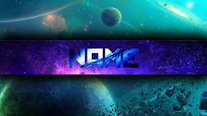 Design Youtube Banner Art