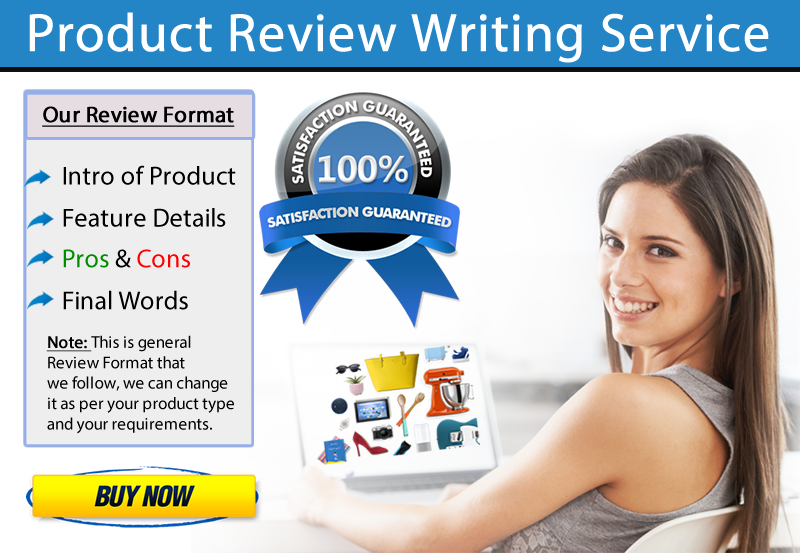Write 1000 Words Product Review Article for Affiliate Website