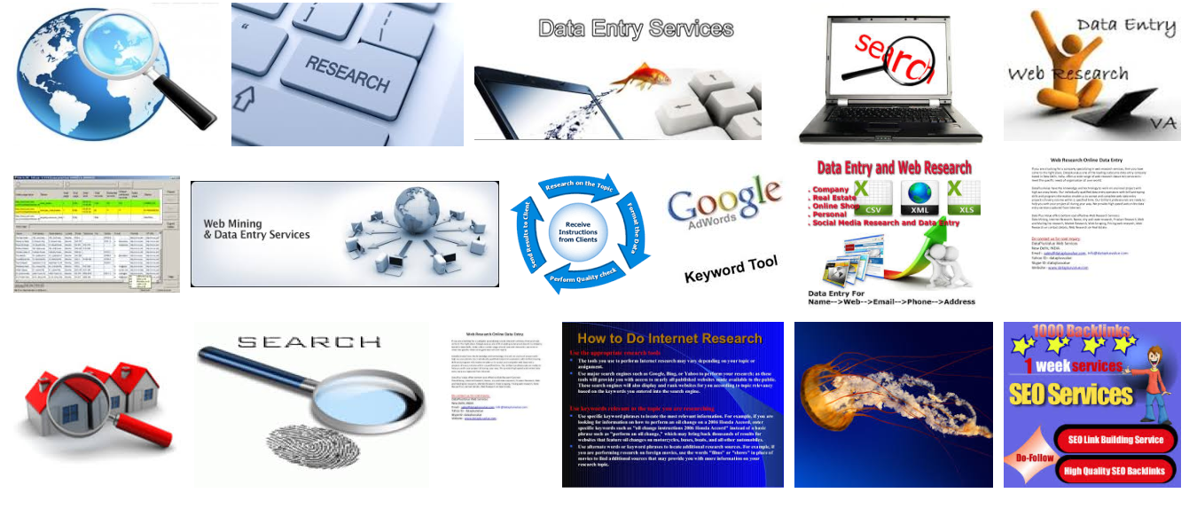 Large Number of data entry