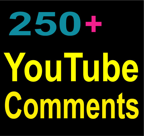 Safe 250+ YouTube Auto Comment Or 900+ YouTube Like Or 210+ YouTube Subscriber