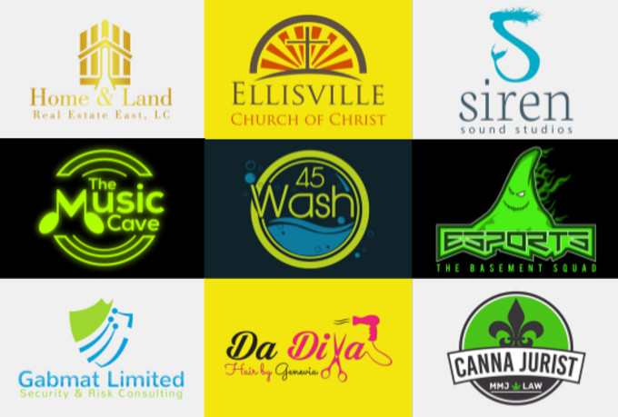 Give design a professional 2 logo with unlimited revisions
