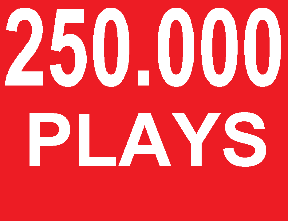 Instant 250 000 Fast High Quality Soundcloud Plays