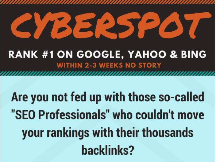 Rank 1 On Google yahoo