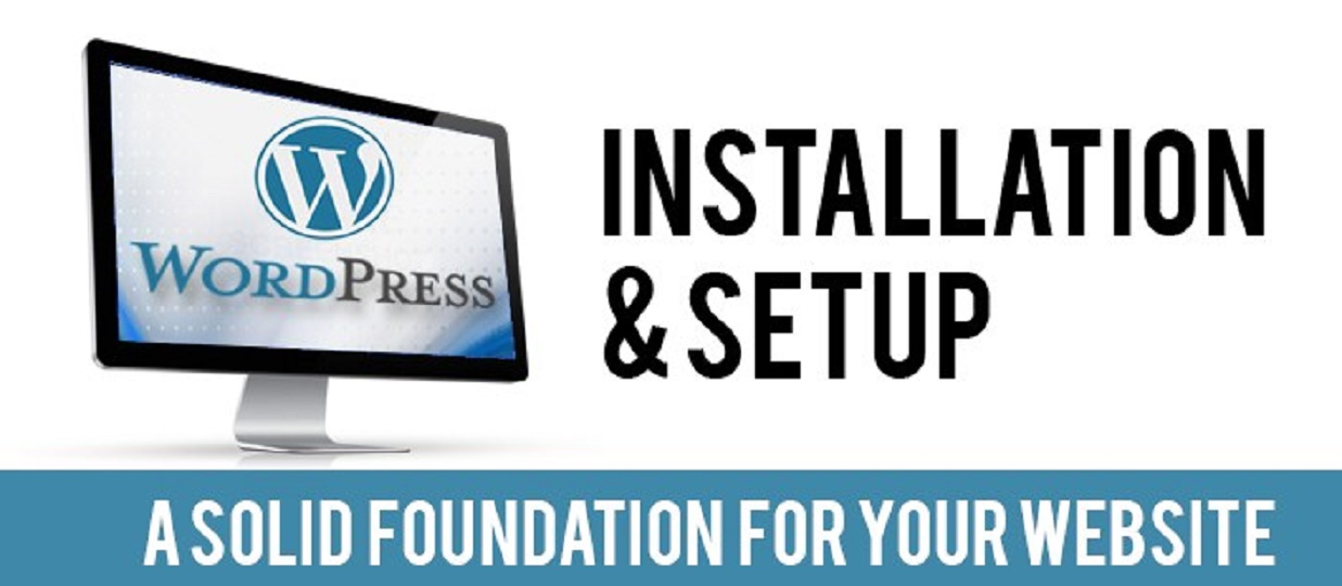 Install And Setup Your Website On WordPress