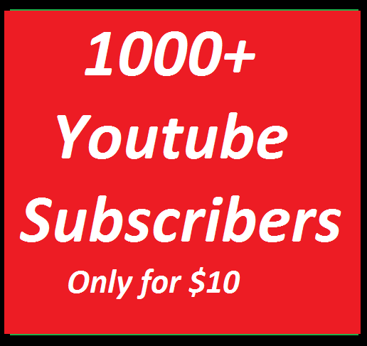 1000+ Non-Drop channel subscribers very fast in 24-72 hours