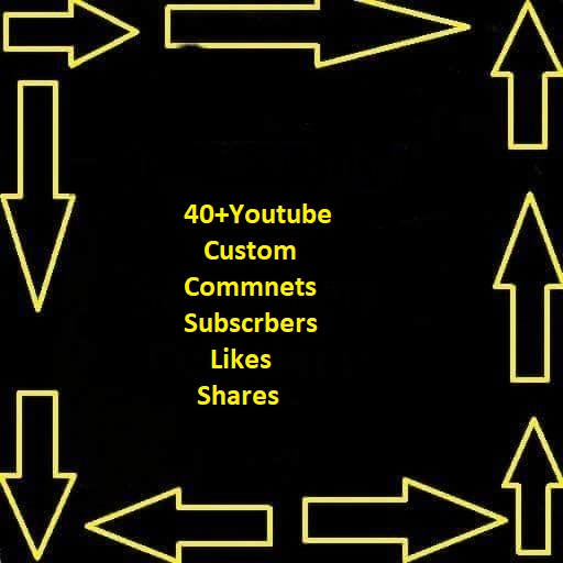 Brand exposure 45+Youtube Custom Comments  + 45 Youtube Shares  +45 likes within 12-24 hours only for your profile on scoclerk $1