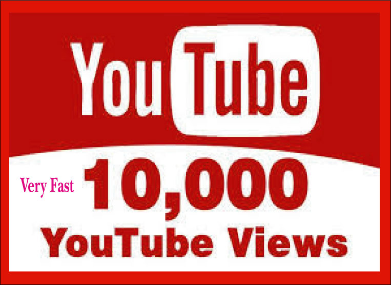 10000+ 10k YouTube Views Non drop in 12-24 hour