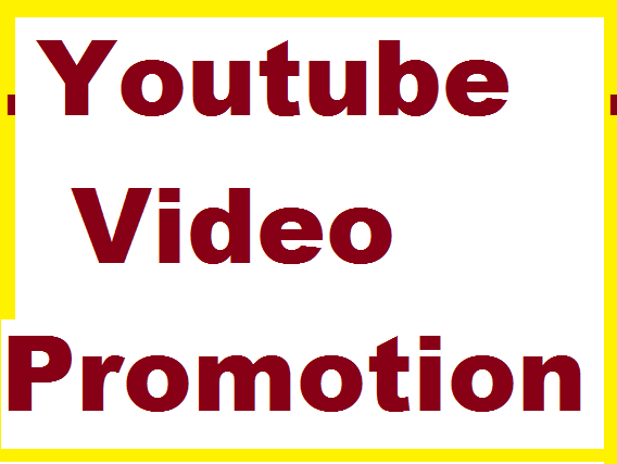 Organic & High Quality YouTube Videos Promotion