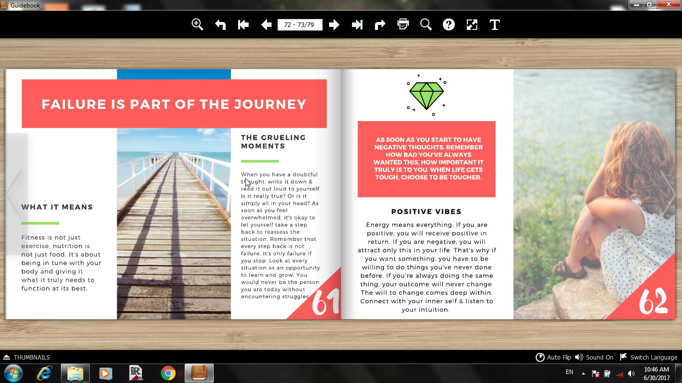Make A Unique Flipbook From Your Pdf In 24 Hrs