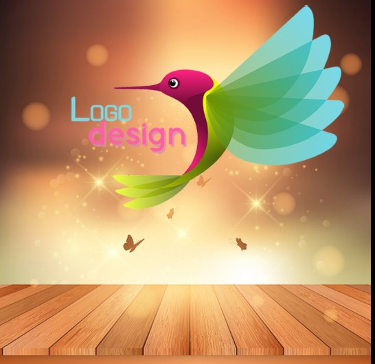 wooden design with bird looking outstanding