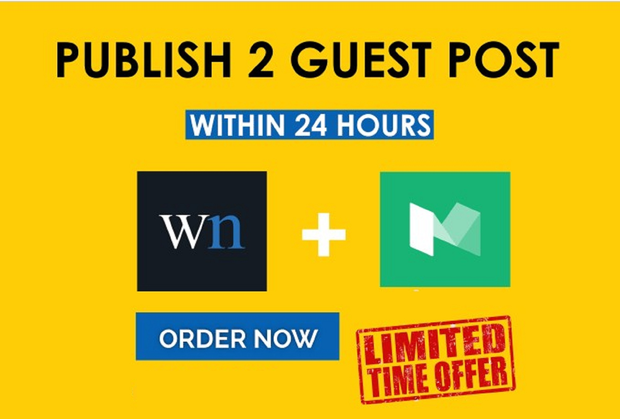 Do Guest Post On Wn And Medium
