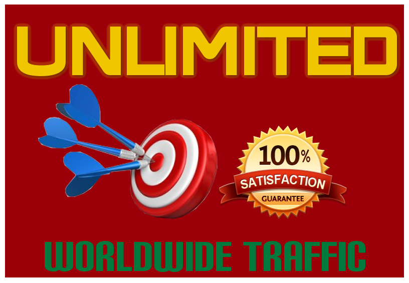 Drive Unlimited Targeted Human Traffic From Search Engine And Social Media