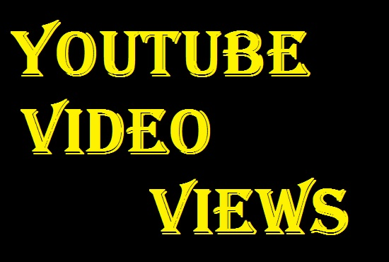 Give you 15000 YouTube Desktop views fast