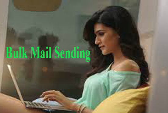 Send 30,000 Bulk Emails, Email Blast, Email Campaign
