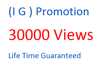 30000 Split able views or 13000 l ike in SMM post