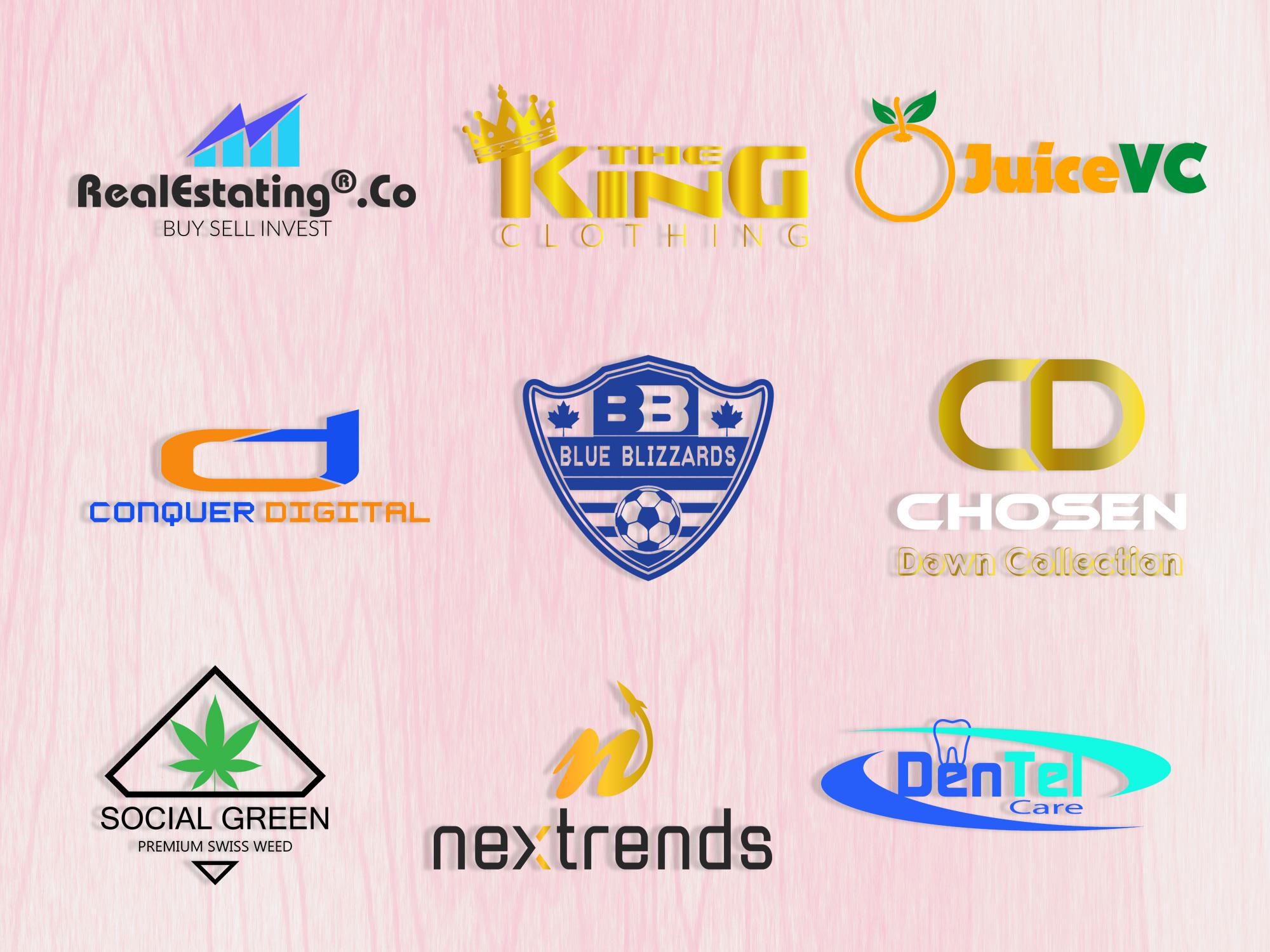 Design Unique logo for your Business