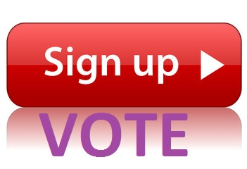Add 50 signup or registration with email confirmation votes from different USA ips