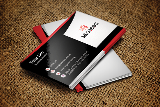 Design Awesome And Outstanding Business Card
