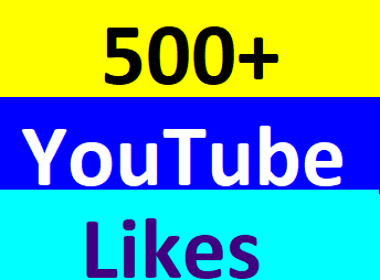 500+You-Tube video Li'kes Non Drop 2/4 hours in Complete