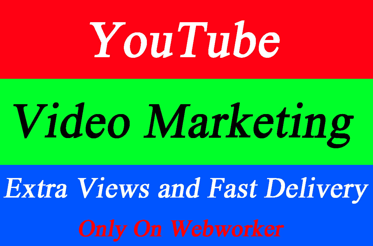 Viral YouTube video Promotion with world wide Audienc...