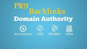 Get 20+ High Quality PR9  Baclinks