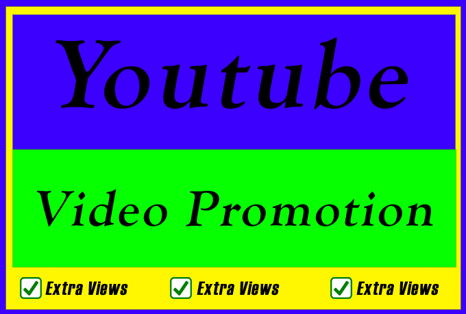 Quality Video Views Likes Comments Promotion and Marketing