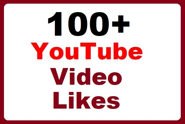 100+ YouTube Video Likes instant start and the fastest delivery just
