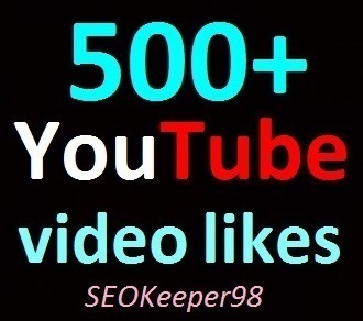 100+ YouTube Video Lik es Offer, non-dropped guaranteed complete just within 1-2 hours