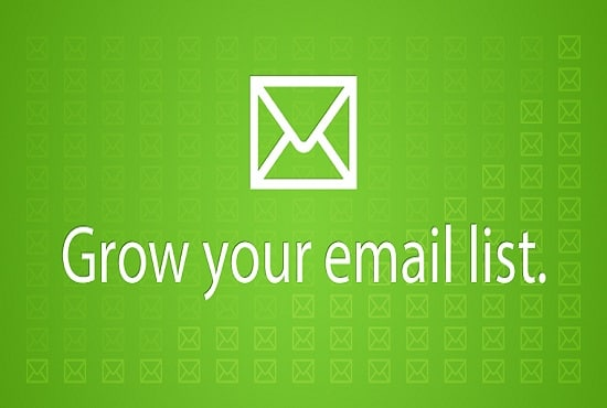 Provide Manually Collected Valid Email LIst of any co...