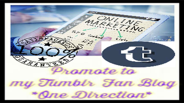 Post to my One Direction Fan blog