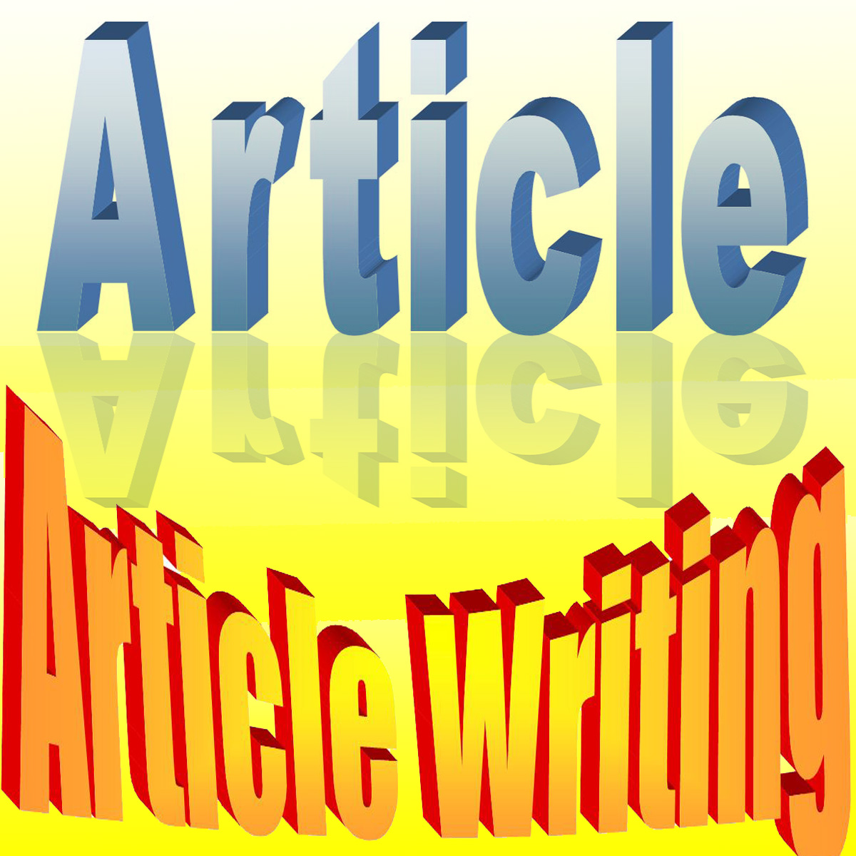 700 words Article Writing Unique, Error free and informative Guaranteed