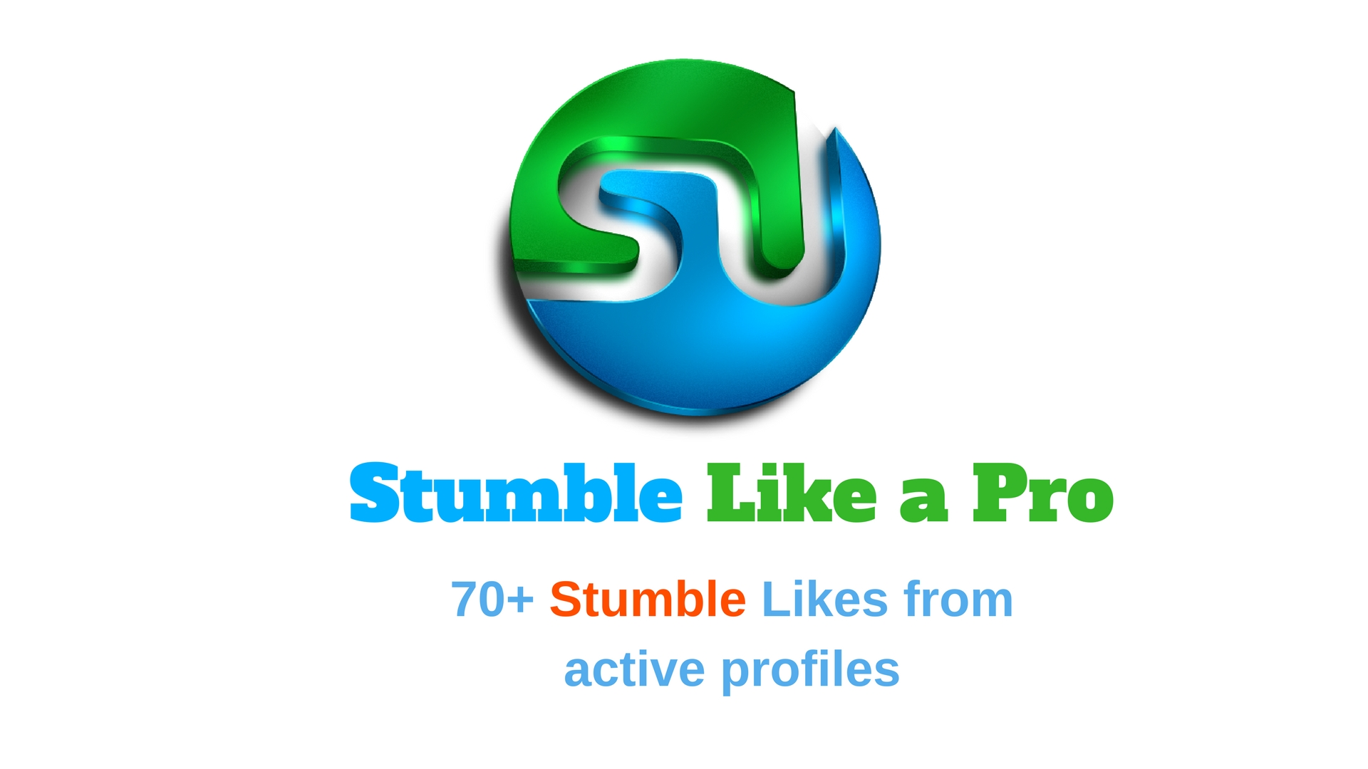 Provide 70+ Stumbleupon Likes from active profiles