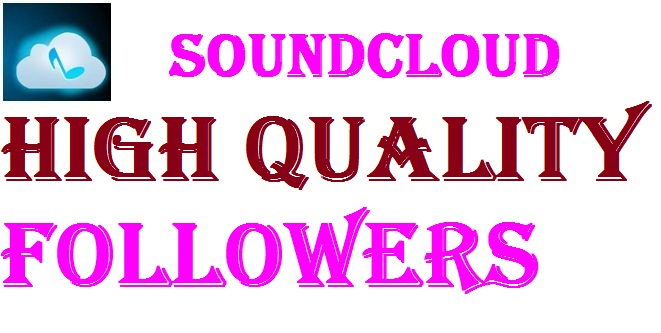 Buy 1000 Soundcloud Followers or Likes or Repost within 24 Hours