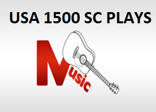 Soundcloud USA 1500 high retention Play 15 Likes 10 Repost some  Comments